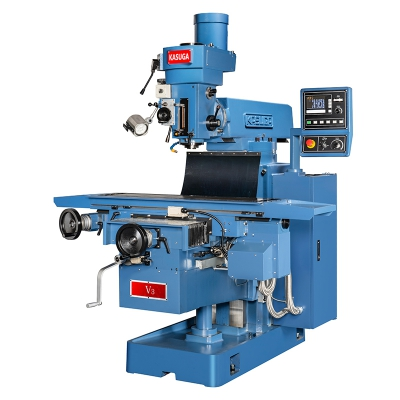 Turret Type Milling Machine