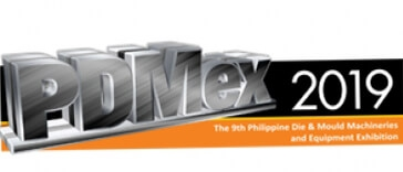 2019 PDMEX 菲律賓國際模具暨金屬加工機械展